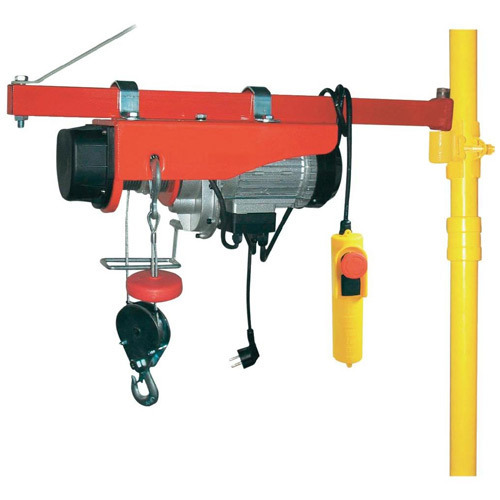 Electric Hoist - Baby Electric Hoist Manufacturer from Faridabad