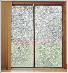 Etched Glass Window Film