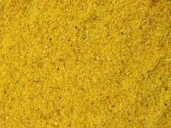 Yellow Aquarium Sand