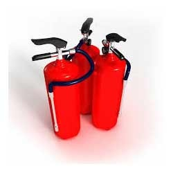 New A B C Dry Powder Type Fire Extinguishers