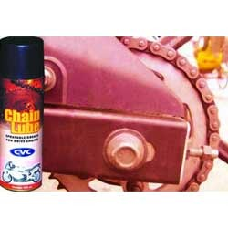 Sprayable Grease for Drive Chains