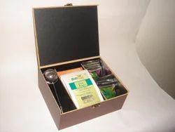 Budwhite Tea Heritage Gift Set