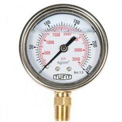Glycerin Field Pressure Gauge
