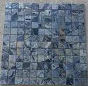 Zeera Green Slate Stone Mosaic Wall Panels