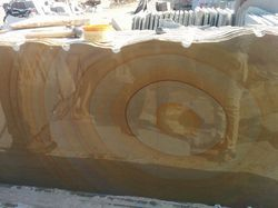 Green Buff Sandstone Slabs