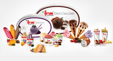Arun icecreams
