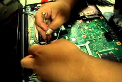 Laptop Touch Pad  Repair