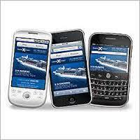 Palmtop Mobile Phone