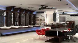 Furniture Showroom Interior Design Service