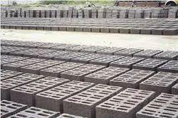 Cement hollow bricks
