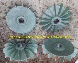 Cooling Fan for D Frame Motor