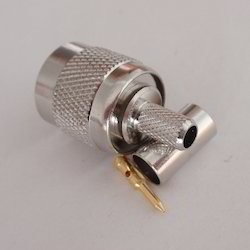 Pictor LMR400 N-Male Connector, 1500 Sf., Contact Material: Stainless Steel