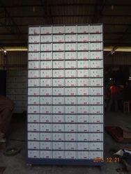 MS Safe Deposit Lockers