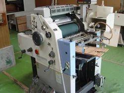 Used Ryobi Mini Offset Machines