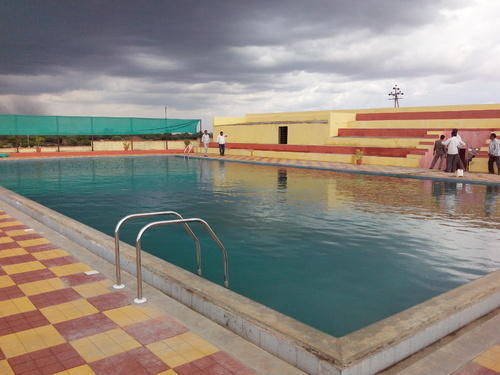 Competition Pool Competition Swimming Pool