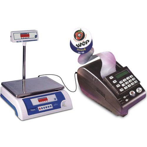 Weighing With Billing Machine Digital Weighing Machine