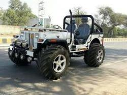 Modified Jeeps - Service Provider from Coimbatore