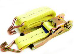 Ratchet Lashing Belts 50mm X 5000 Kgs