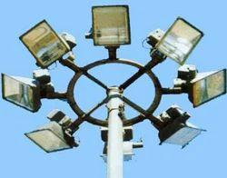 High Mast Lighting & High Mast Lighting in Nagpur Maharashtra | High mast light ...