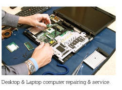 Desktop And Laptop Computer Repairing And Services