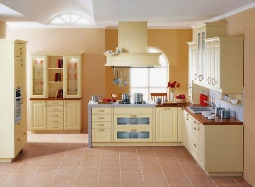 Modern Wood Kitchen Design Service