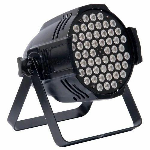 54x3W Warm White LED Par Can Light, 54x3ww, 3w, Rs 3700 ...