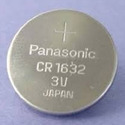CR1632 Panasonic 3v Lithium Battery