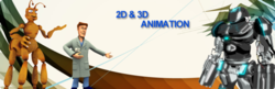 2D And 3D Animation Service