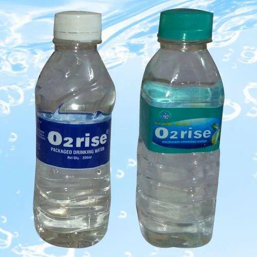 O2rise Water Bottle - O2rise 20 Little Packaged Drinking Water Jar ...