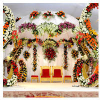 Artificial Flower Decoration in India