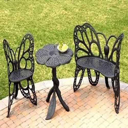 Butterfly Garden Chair Set