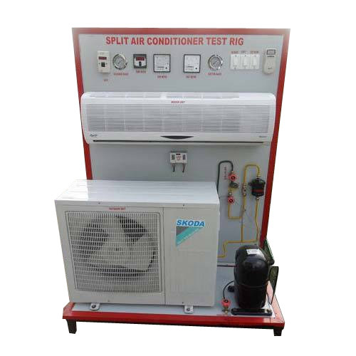 Split Air Conditioner Test Rig Quality Engineers