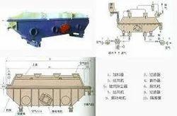 Trans Power Vibratory Fluid Bed Dryer