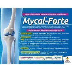 Calcium Orotate 500 Mg, Calcium Aspartate 500 Mg