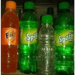 Juice and Soda Bottle