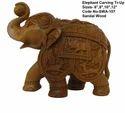 Sandalwood Elephant