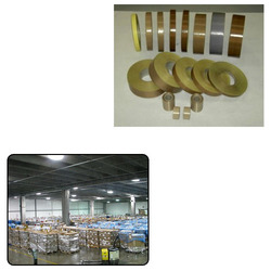 Teflon Coated one Side Adhesive Tape for Packaging Industry