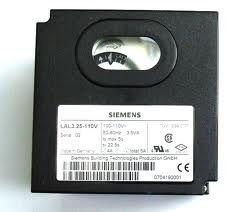 Siemens Burner Controllers