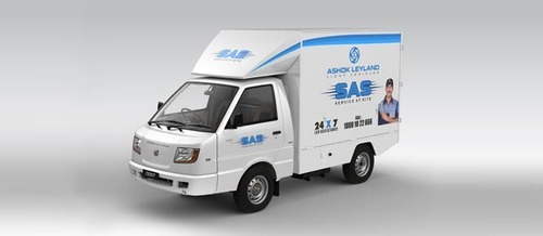 Dost service at site van carts trucks commercial vehicles dost service at site van mozeypictures Image collections