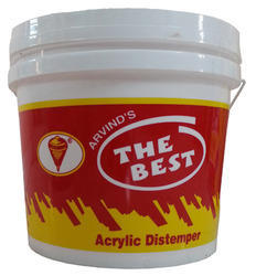 The Best Acrylic Distemper