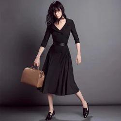 Black Ladies Executive Dress