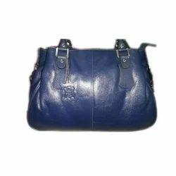 Shine Leathers Hand Handled Geniune leather Hand Bag