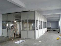 Aluminum Glass Door Fitting Services