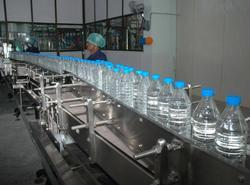 SS Water Bottling Plant