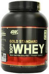 On Gold Standard Whey Protein Powder