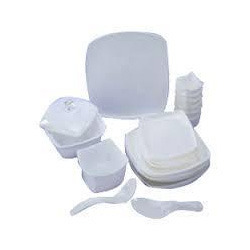Acrylic Dosa Crockery Set
