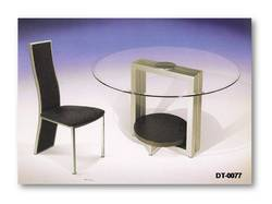 Stainless Steel Dining Set DT-077