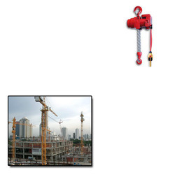 Air Hoist For Industrial Purpose