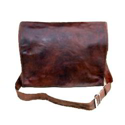 Brown Classic Messenger Bags