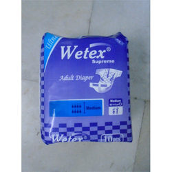 Wetex Adult Diaper Medium Size